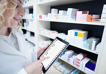 Retail Pharmacy Module